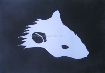 Rattus Stencilus II by Allieonfire