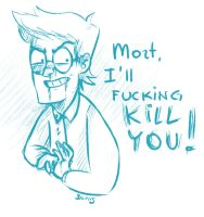 Kill you Mort by Gogelmogel