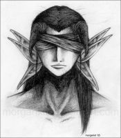 yyh : yomi blindfolded by morgankit