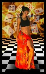Gypsy of Fire by inaction-in-action