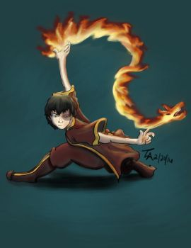 Zuko by CreationsByTiffany