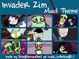 Invader Zim LJMood Theme by 3toh
