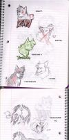 WHAT I DO DURING HISTORY by PirateGirl-Tetra