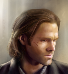 Sam Winchester by KeiLumo