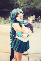 Neptune by Cospix by NovemberCosplay