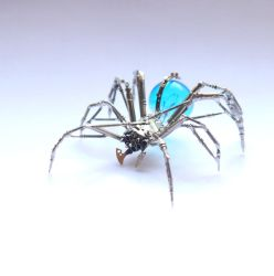 Watch Parts Spider No 70 by AMechanicalMind