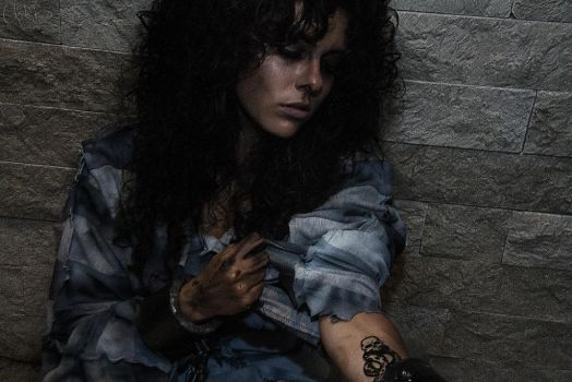 Bellatrix Lestrange by GinaBCosplay