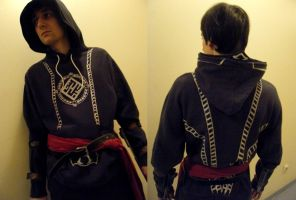 Revelations Hoodie by S-Seith