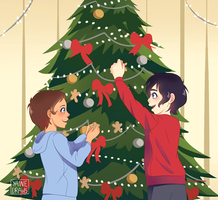 Klancemas by yainedraws