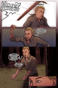 Lest // Chapter 1 (pg. 7) by Herssian