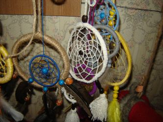Lizknot Dreamcatchers by Lizknot