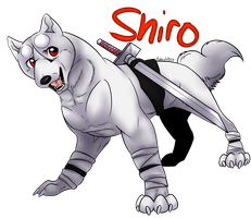 AT: Shiro by TehBobcat