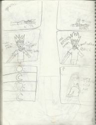 Terrible Old Comic: Jak Page 20 by CaptainElm