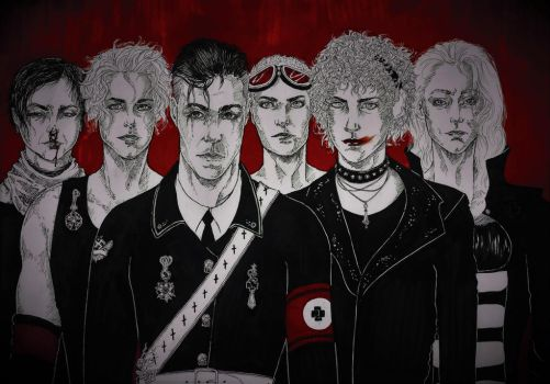 RAMMSTEIN by Antinicole