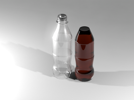 my first 3d model by Thonbo