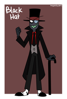 Villainous - Black Hat by HayaMika