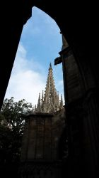 cathedral top by solstiziodinverno