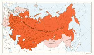 A very large Soviet Union by 1Blomma