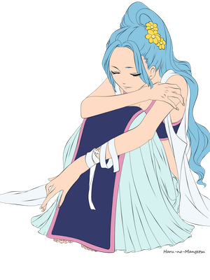 One Piece: Princess of Alabasta finished by Haru-no-Mangetsu