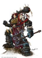 Hospitalier chaplain by 9th-max