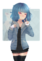 Ciel [Paypal comm] by KoRe-MiChI