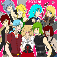 B-O-Y-S by Rumay-Chian