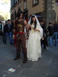Prince of persia Tamina Lucca by Aereodon
