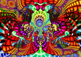 Psychedelic Trip by Hydrolyphics