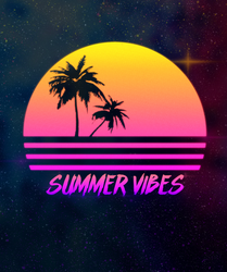 Summer Vibes by SarahRichford