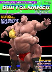 Bodyslammer Monthly (Promo #4) by lucky-stallion