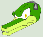 Vector the Crocodile by roxan1930