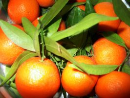 oranges by ouhti