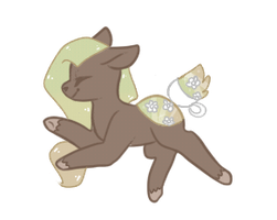 CM: Tier 4 Holocoffee Pony Custom by amythepone