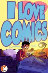 I Love Comics is out from Devils Due Digital by kross29