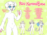 P2U - Kemono Base by mr-tiaa