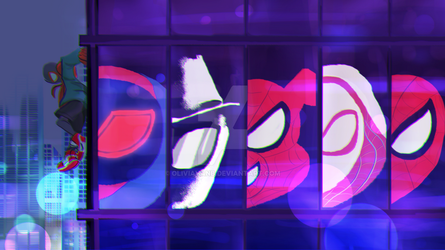 Spiderverse by OliviaVanB