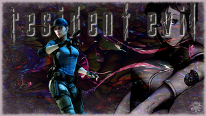 Resident Evil : Jill Valentine by RogueVincent