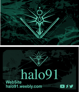 halo91 Card by halo91