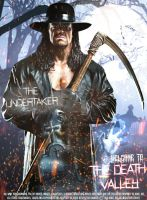 The Undertaker Tribute Poster 2017 by SidCena555