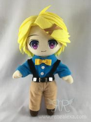 Yoosung Kim - Mystic Messenger by renealexa-plushie