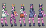 Detriece Outfits by Kelax