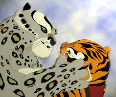 Tigress Dream Colored (READ BEFORE COMMENTING) by kuromeru-panthar
