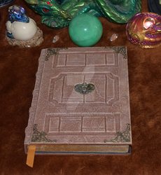 Egypt Egyptian Scarab Spellbook tome grimoire by RaptorArts