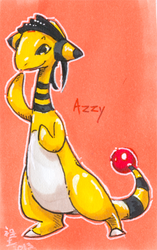 Azzy by not-fun