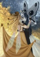Faerie Queens Waltz by flailingmuse
