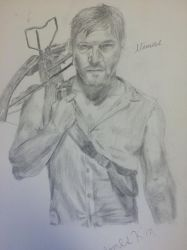 Daryl Dixon by james113001