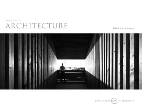 UPDATED Architecture Calendar | 2016 by GVA