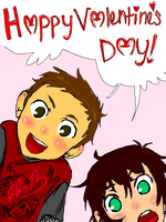 Happy V-Day by mexicananime06