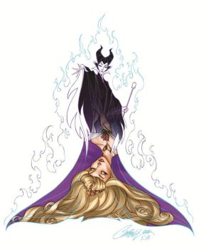 Her Sleep by J-Scott-Campbell