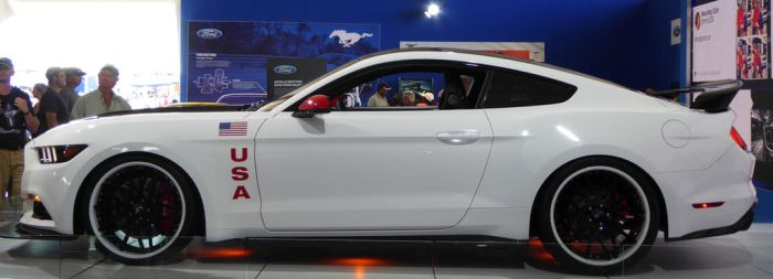 2015 Ford Mustang Apollo Edition By Aron4174 On Deviantart